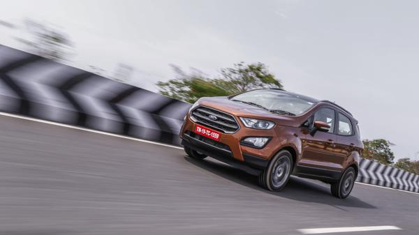 Ford EcoSport S TitaniumPlus First Drive Review   - CarTrade