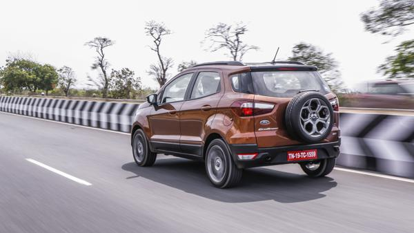 Ford EcoSport S TitaniumPlus First Drive Review