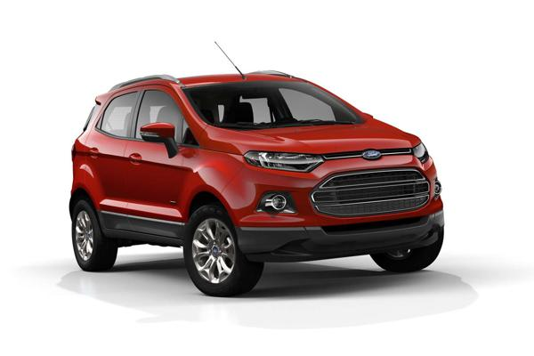 Ford EcoSport getting ready  to be a new segment leader