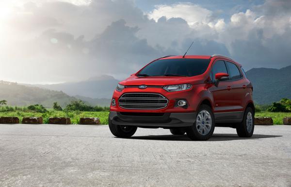 Ford EcoSport to hit sales of hatchbacks, sedans and SUVs