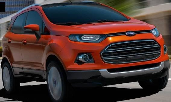 Ford EcoSport to launch on June 26 in India