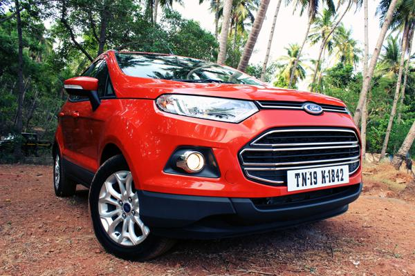 Ford EcoSport Review: Urban Survivor - CarTrade
