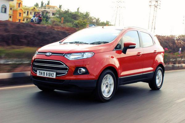 Bookings of Ford EcoSport diesel stopped