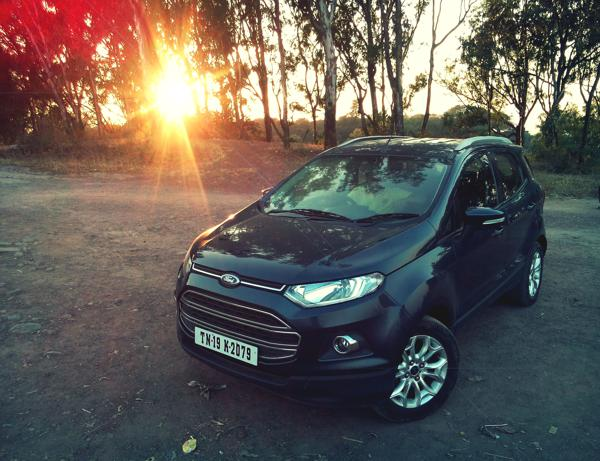 Ford Ecosport Diesel Review - CarTrade