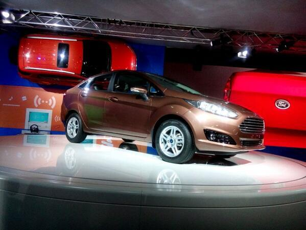 3) Ford Fiesta