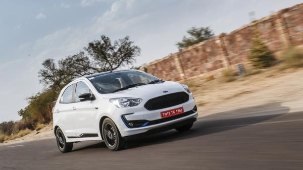 2019 Ford Figo Facelift First Drive Review