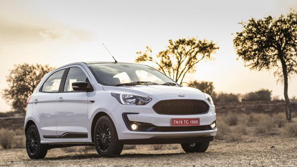 2019 Ford Figo Facelift First Drive Review - CarTrade