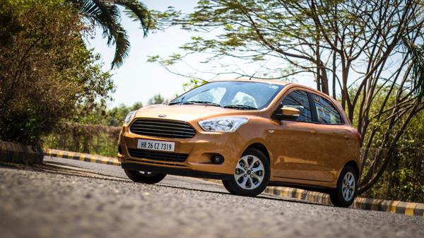 Ford Figo Titanium Ti-VCT Automatic Long Term Review - CarTrade