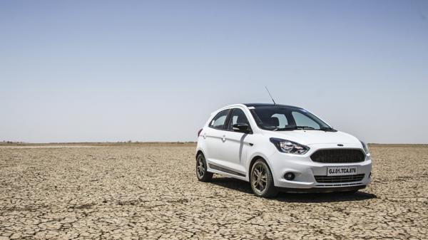 Ford Figo Sports First Drive Review - CarTrade