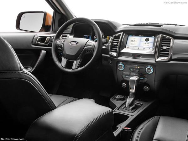 Ford Ranger Unveiled