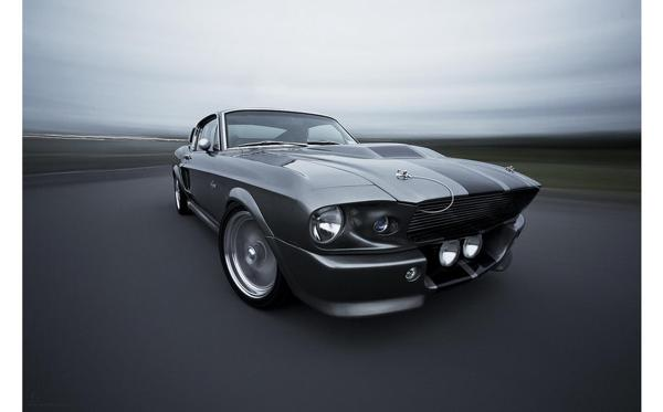 1967 Ford Mustang used in 'Gone in 60 Seconds' to be auctioned this May