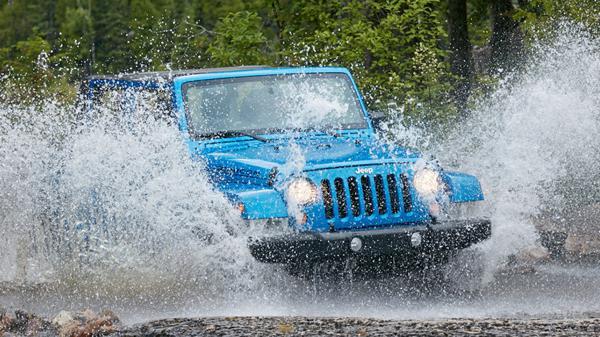 Future Jeep Wrangler may use 300bhp Hurricane engine