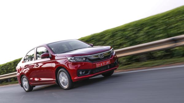 2018 Honda Amaze First Drive Review - CarTrade