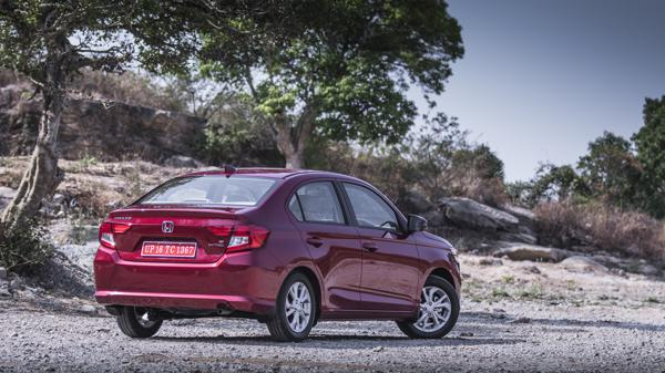 2018 Honda Amaze First Drive Review