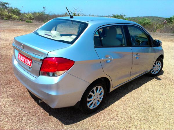 Honda Amaze diesel launched in India will have the best mileage figure.
