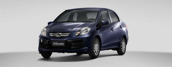 Launch of Honda Amaze just around the corner