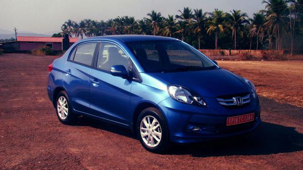 Top 3 fuel efficient sedans in India.
