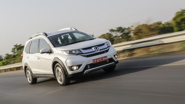 Honda BR-V review - CarTrade