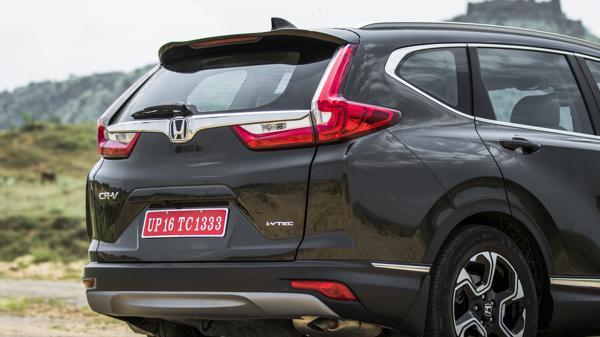2018 Honda CR-V First Drive Review