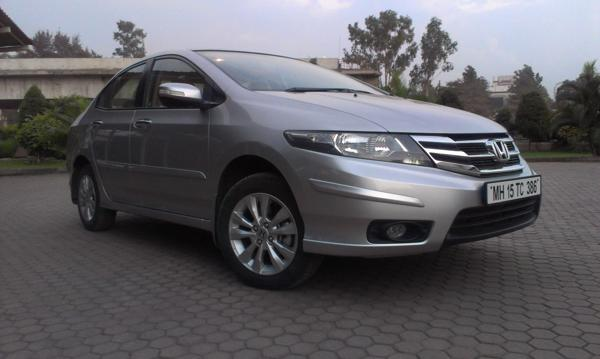 Honda City Review - CarTrade