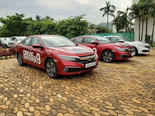 Honda Drive to Discover 9 - Exploring Two North-Eastern states - CarTrade