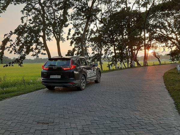 Honda Drive to Discover 9 - Exploring Two North-Eastern states