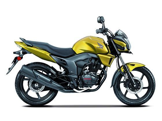Honda CB Trigger introduced in North East region