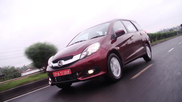 Honda Mobilio Images 15