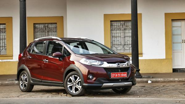 Honda WR-V First Drive Review - CarTrade