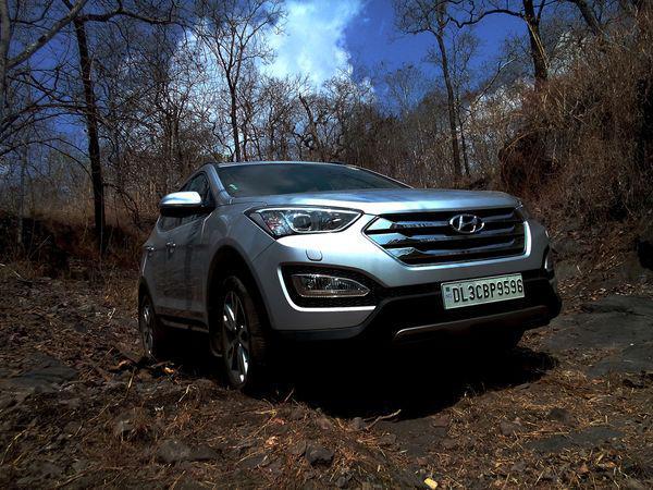 Hyundai Santa Fe Vs Skoda Yeti