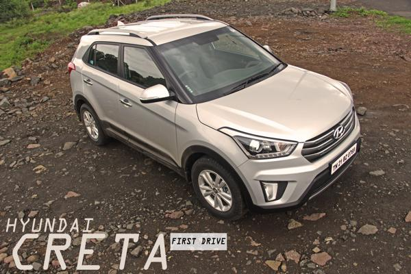 Hyundai Creta First Drive Review - CarTrade