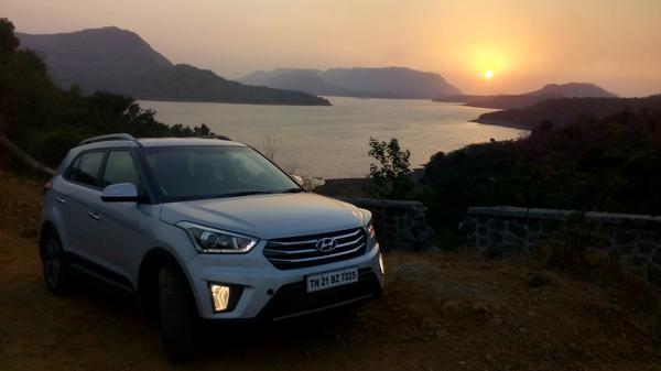 Hyundai Creta SX Automatic Petrol