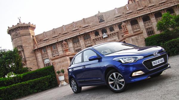 Hyundai Elite i20 Photos 27