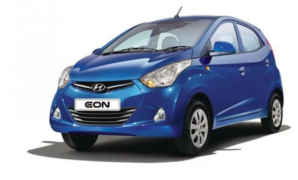 2) Hyundai Eon Delight+