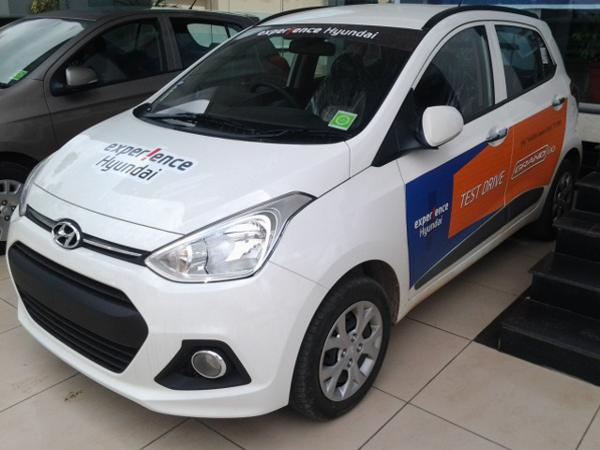 Hyundai Grand i10 : First Impression - CarTrade