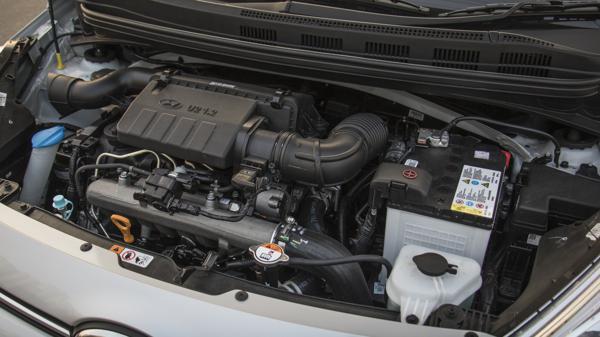 2017 Hyundai Grand i10