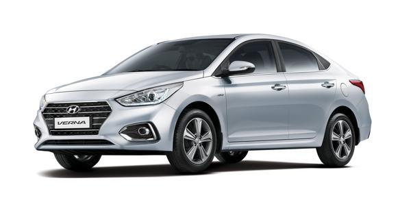 Hyundai Verna