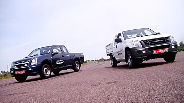 Isuzu D Max Photos 13