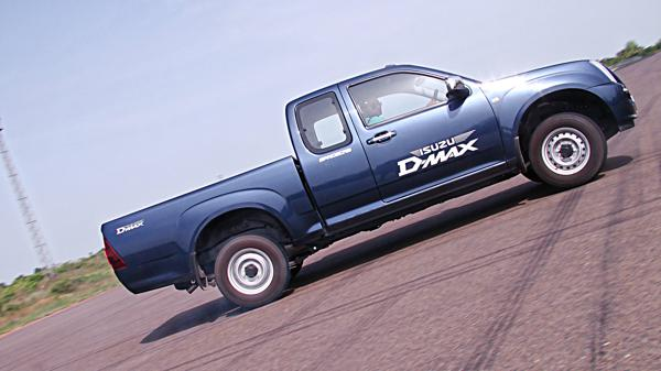 Isuzu D Max Photos 21