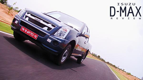 Isuzu D-Max Review - CarTrade