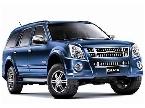 Bookings start for Isuzu MU-7 and D-Max models in India at Rs. 50,000.