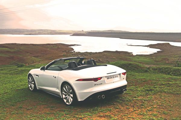 Jaguar F Type Photos 8