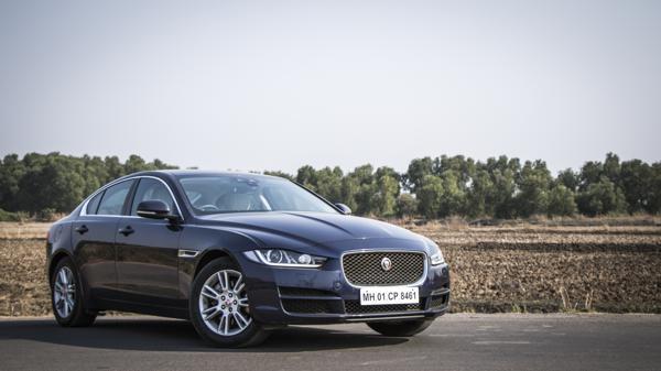 Jaguar XE 20d First Drive Review - CarTrade