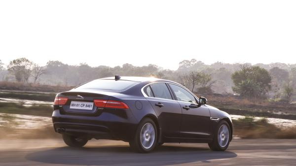 Jaguar XE 20d First Drive Review
