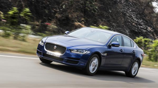 Jaguar XE first drive review - CarTrade