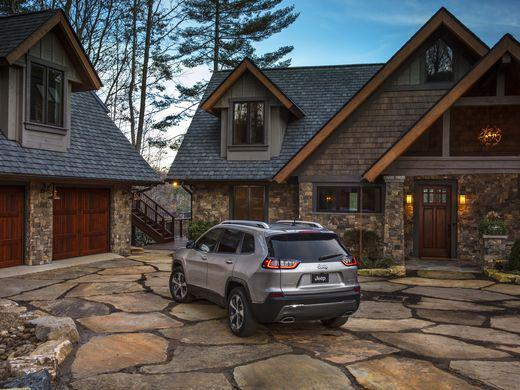 Top 3 changes on the 2019 Jeep Cherokee