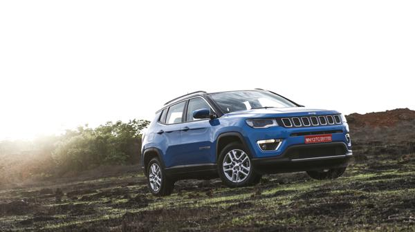 Jeep Compass First Drive Review - CarTrade