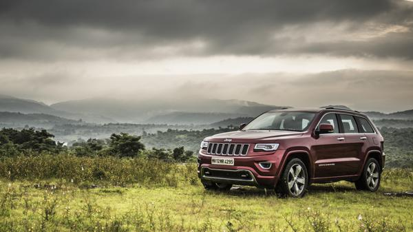 Jeep Grand Cherokee diesel first drive review – CarTrade - CarTrade