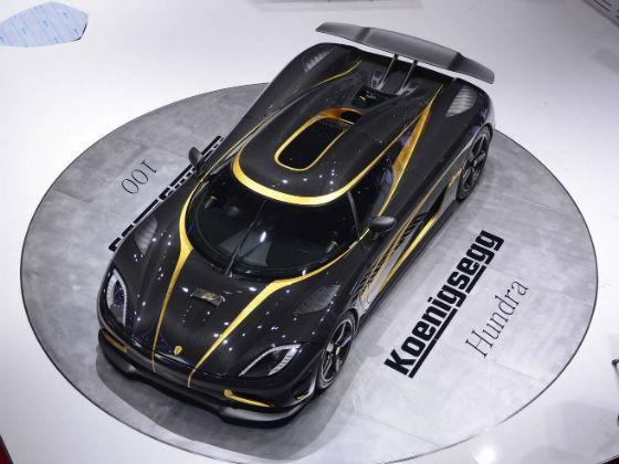 The highlights of 2013 Geneva Motor Show;