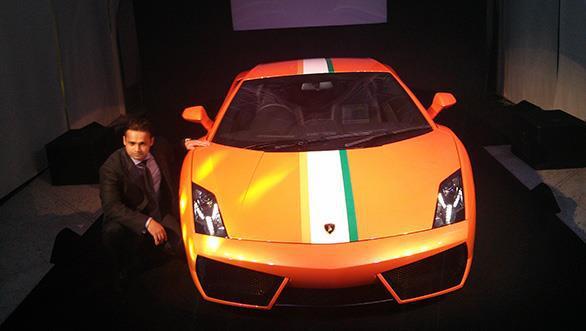 Limited Edition Lamborghini Gallardo launched at Rs. 3.06 crore